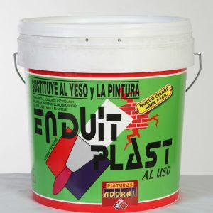 Masilla al uso. Enduit Plaste