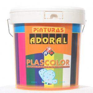 Pintura plástica Semi mate