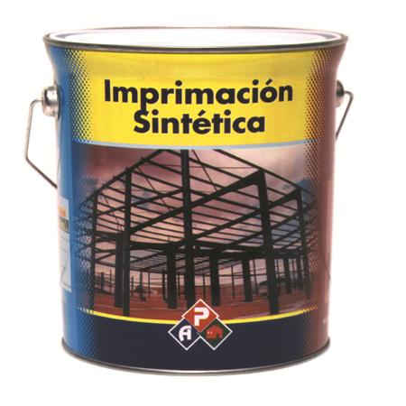 imprimacion sintética para hierro