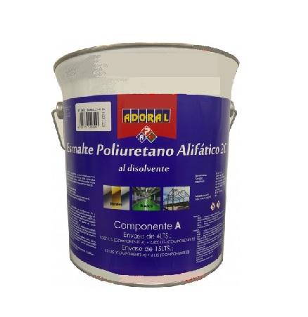 poliuretano alifático