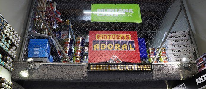 Tienda pinturas barcelona