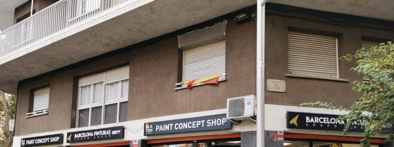 Tienda de pinturas Barcelona