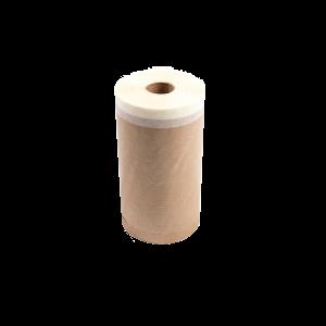 papel con cinta de pintor